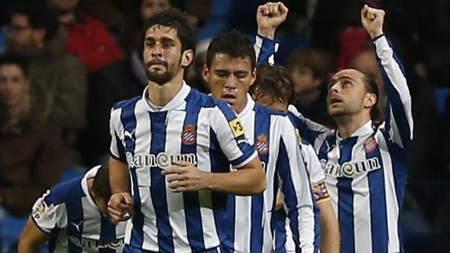 Liga - Espanyol continue good form with win over Mallorca