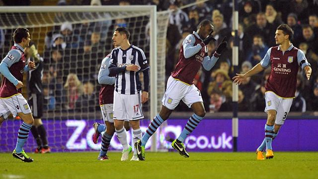 Premier League - West Brom fightback stuns Villa