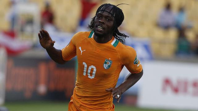 African Cup of Nations - Gervinho magic sees Ivory Coast beat Togo
