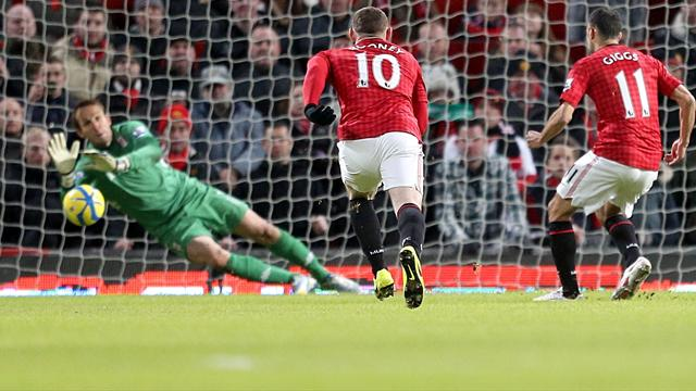 FA Cup - United cruise past abysmal Fulham
