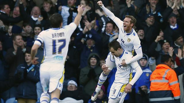 FA Cup - Leeds dump out Spurs in Cup upset