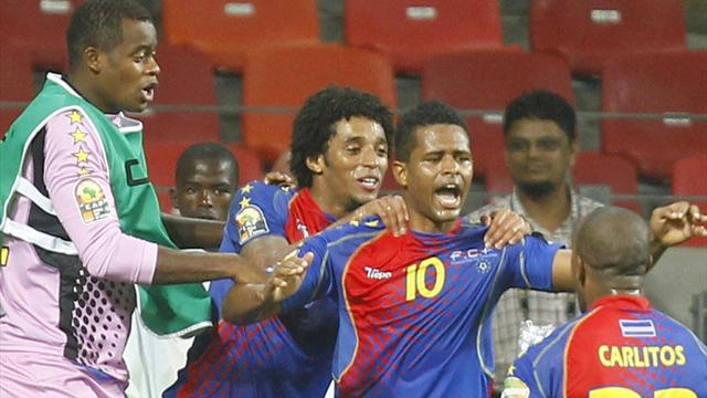 African Cup of Nations - Cape Verde book quarter-final spot