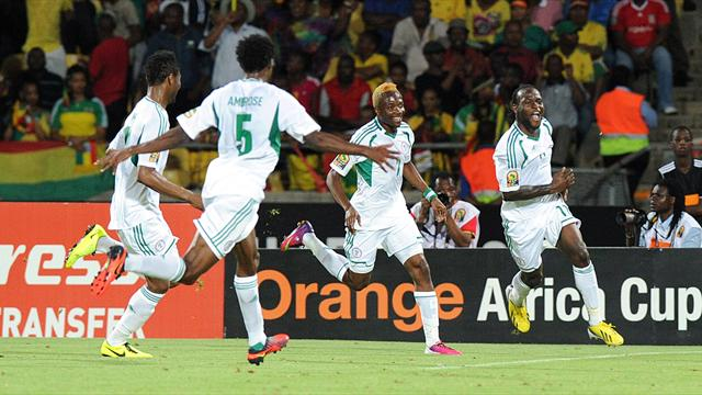 African Cup of Nations - Moses puts unconvincing Nigeria through