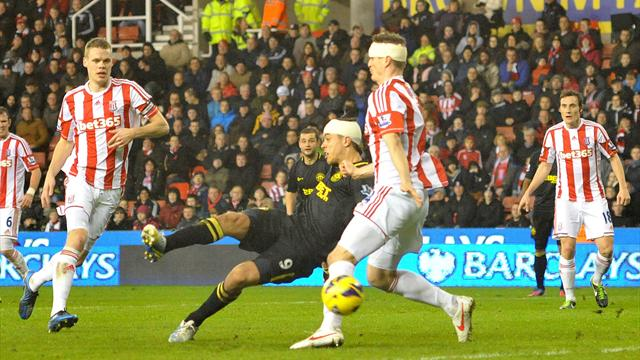 Premier League - Brave Wigan hit back to deny Stoke