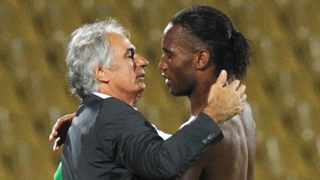 African Cup of Nations - Drogba nets as Ivory Coast hit back for draw