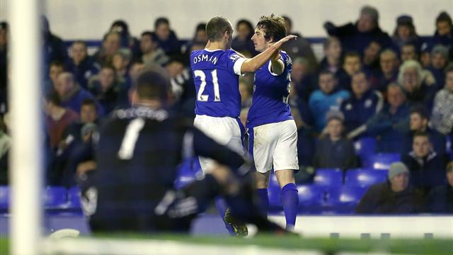 Video: Everton vs West Bromwich