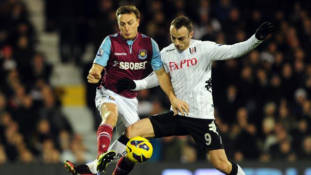 Premier League - Fulham leapfrog West Ham with win