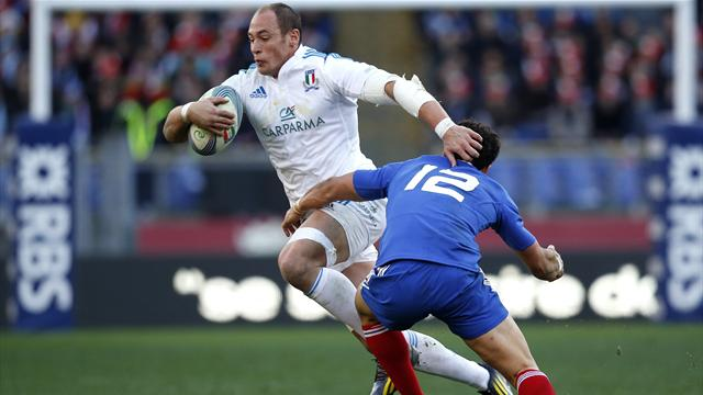 Six Nations - Italy stun France in Roman classic