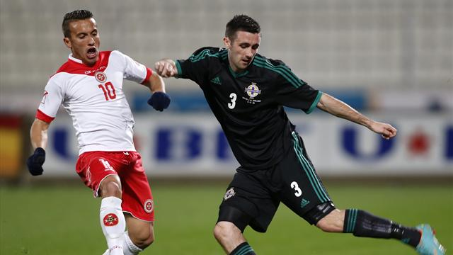 World Football - Malta hold disappointing Northern Ireland