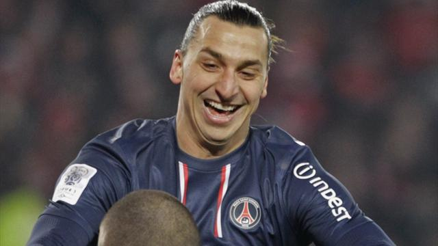 Ligue 1 - PSG survive late scare to go six clear