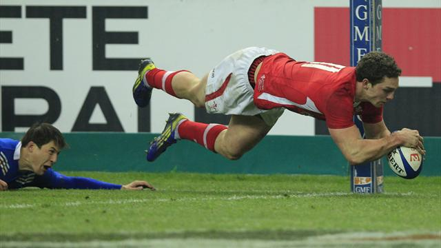 Six Nations - Wales strike late to beat France in Paris