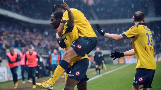 france ligue 1 scores