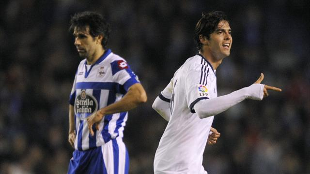 Spanish Liga - Real scrape to win at Deportivo