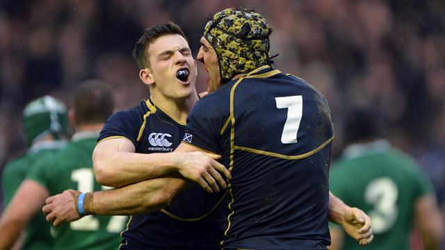 Six Nations - Gutsy Scotland beat wasteful Ireland