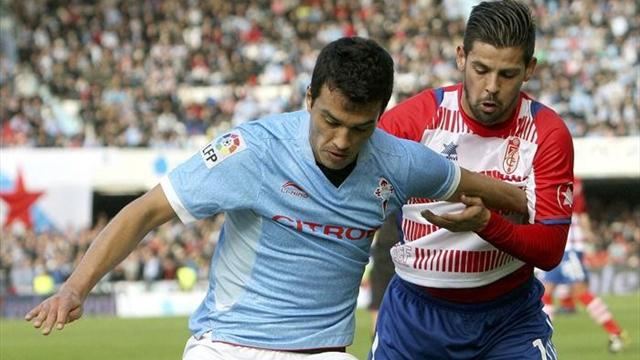 Spanish Liga - Celta earn win over Granada