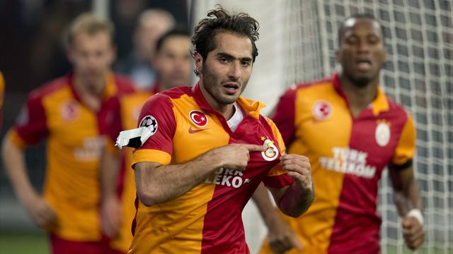 Champions League - Galatasaray edge Schalke to make last eight