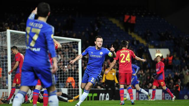 Champions League - Matchpack: Chelsea v Steaua Bucharest