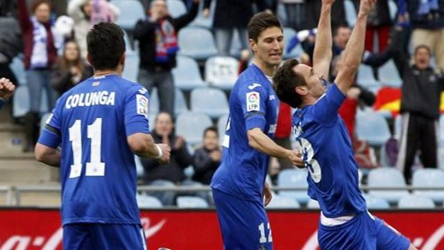 Spanish Liga - Borja on target as Getafe beat Athletic