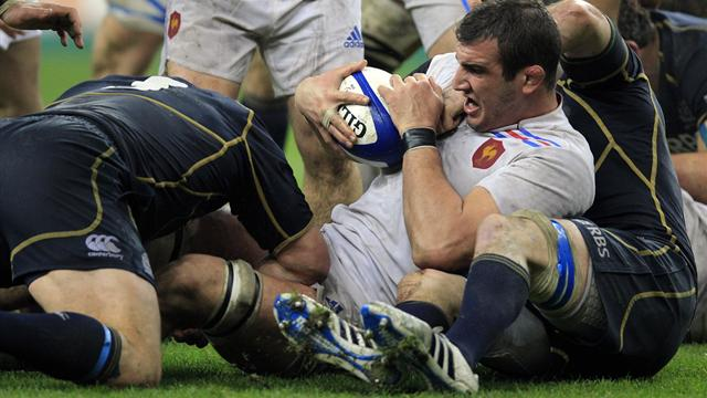 Six Nations - France stuck with wooden spoon despite Scotland win