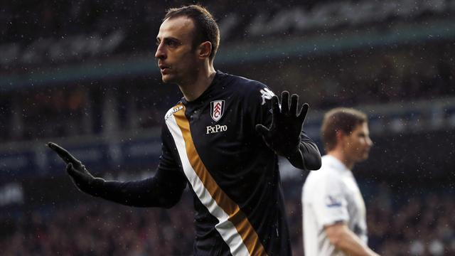 Premier League - Berbatov goal sees Fulham sink Spurs