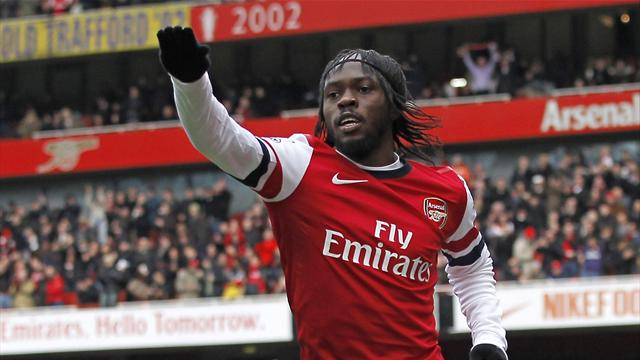 Premier League - Gervinho stars as Adkins suffers defeat
