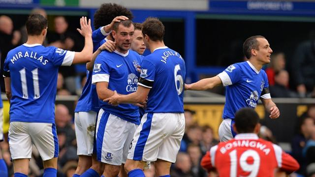 Premier League - Everton down miserable QPR