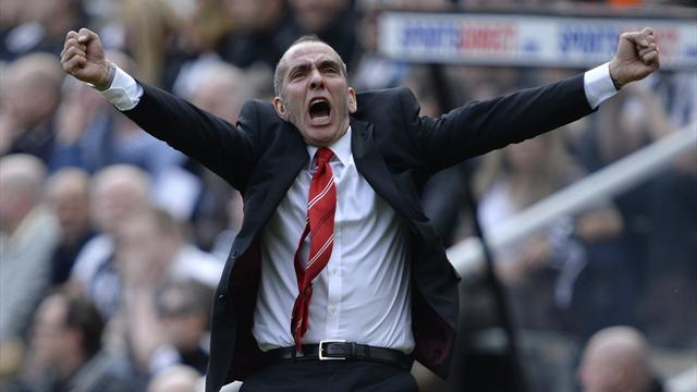 Premier League - Di Canio's Sunderland thump Newcastle to boost survival bid