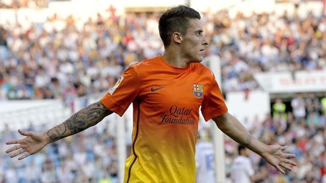 Liga - Ruthless Barcelona down Real Zaragoza