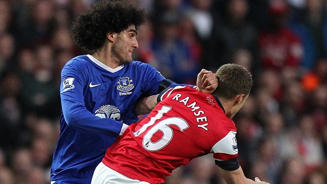 Premier League - Everton resist Arsenal at Emirates