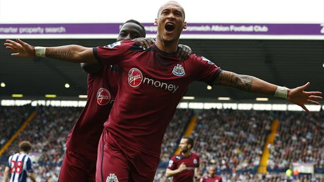 Premier League - Jones rescues point for West Brom against Newcastle