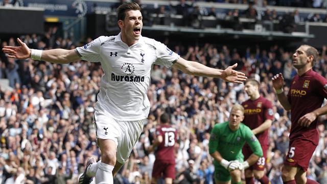 Premier League - Title heading to United as Bale inspires Tottenham comeback
