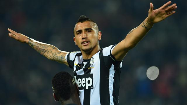 Serie A - Vidal inches Juventus close to title with win over Milan