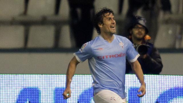 Liga - Celta pip Zaragoza in relegation showdown
