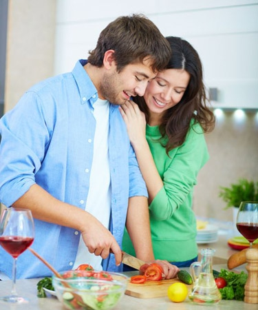 Sensual Ways to Turn Him On with Your Cooking