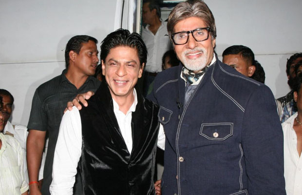 Shah Rukh Khan To Play Amitabh Bachchan's Role In His Next?