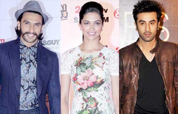 Deepika Padukone Pits Ranbir Kapoor Against Ranveer Singh?