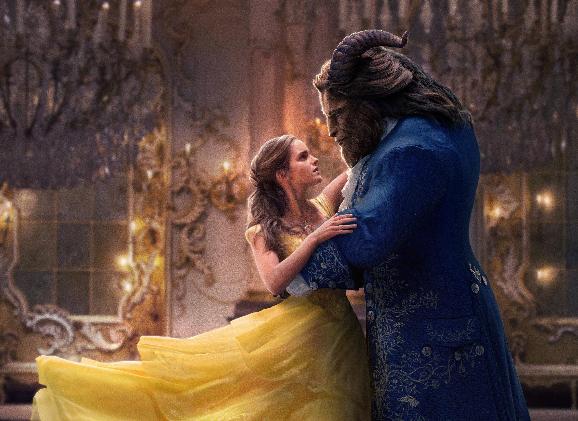 La bella y la bestia movie