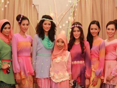 12 Jul – Pereka fesyen muda, Jezmine Zaidan yang terkenal dengan