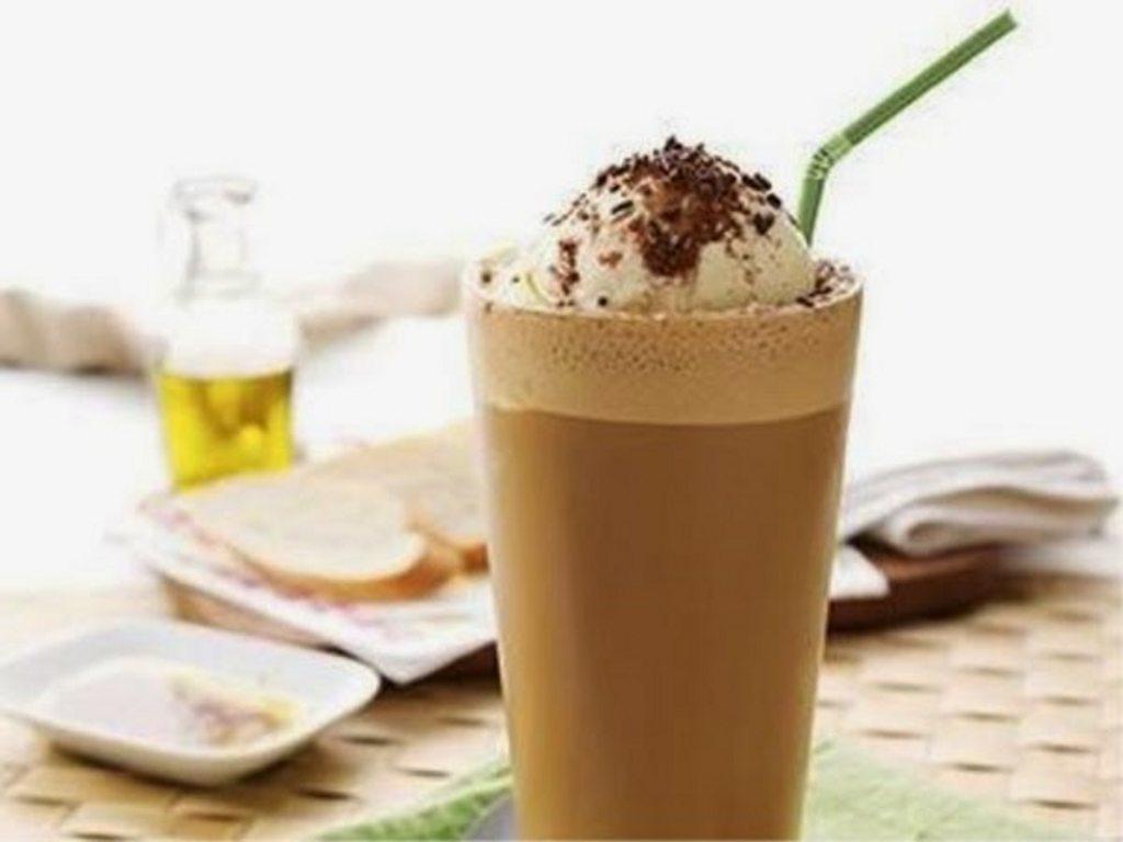 Nescafe Punch Float Yang Menyegarkan