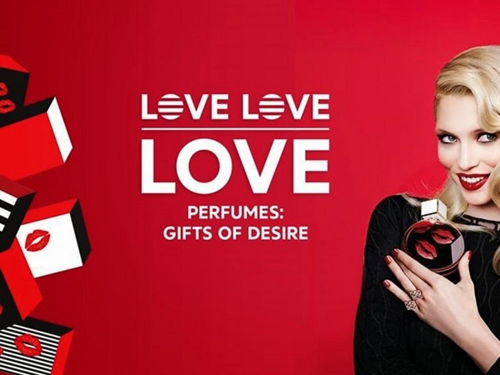 Sephora Beri Hadiah Istimewa Sempena Hari Kekasih