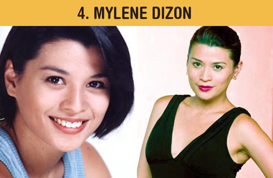 Mylene dizon son