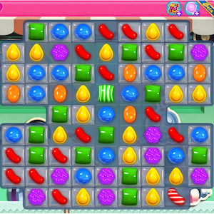 Infographic] Candy Crush Saga – Not so sweet after a while - Yahoo