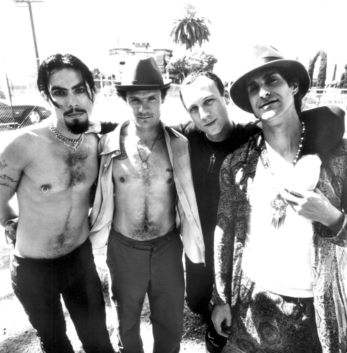 Jane's Addiction to Receive Star on the Walk of Fame