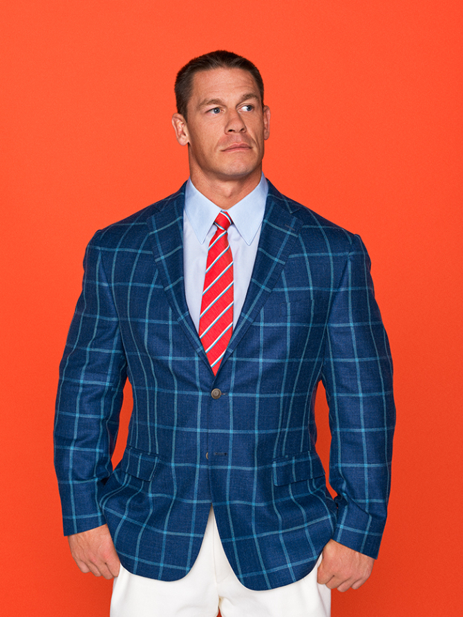 Playback: John Cena on 'The Wall,' Favorite Films and Time ...