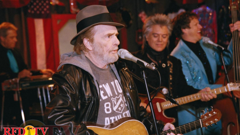 'Marty Stuart Show' Wraps Season with Merle Haggard