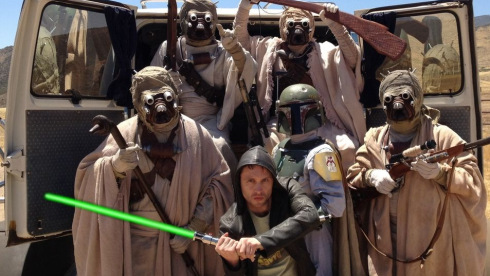 'Star Wars' Relay Race to Raise Coin for Make-a-Wish Foundation