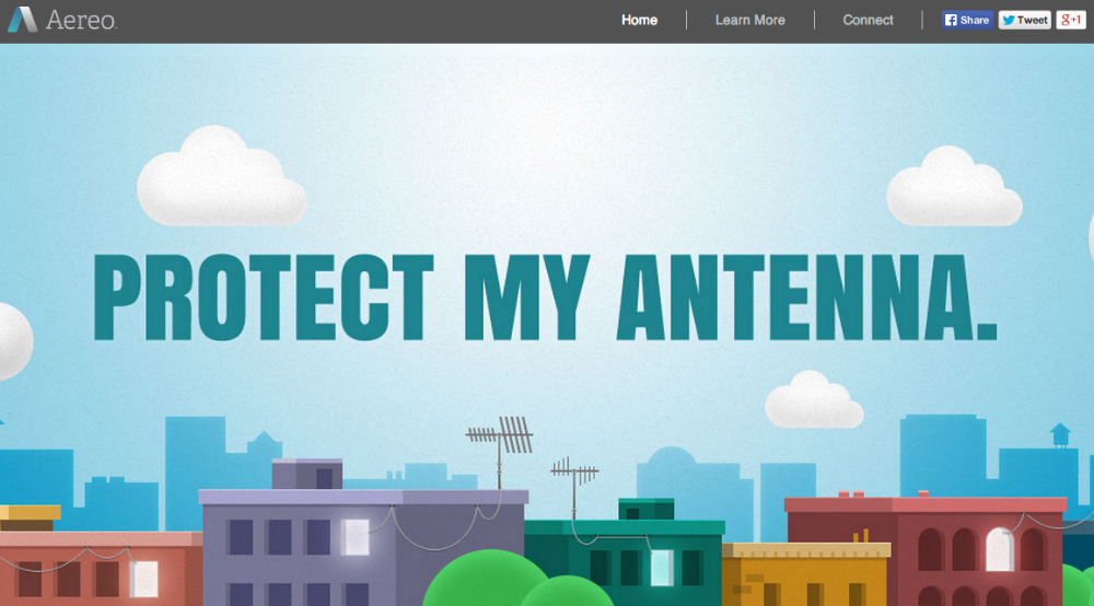 Aereo goes on the offensive against broadcasters ahead of SCOTUS hearing