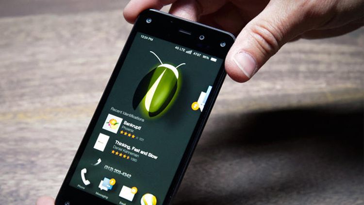 Amazon's Fire Phone might be an even bigger flop than anyone imagined