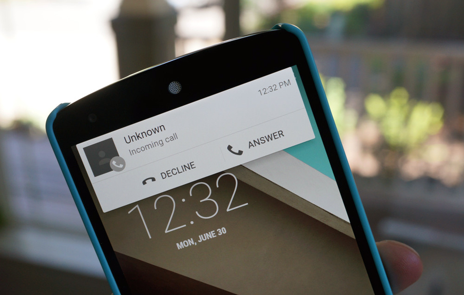 You can now hack Android L