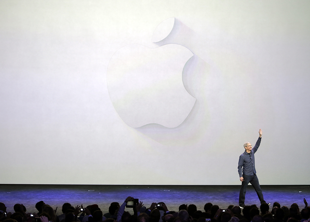 Apple's big fall event is now underway: First up, Apple Pay launch info